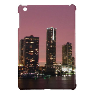 Sunset light over Miami after a storm iPad Mini Case