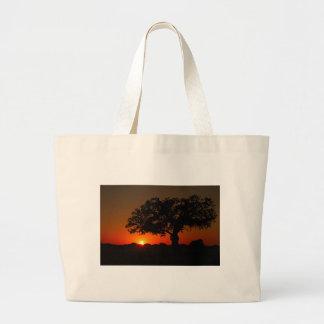 Sunset Live Oak Bags