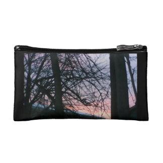 sunset makeup bag