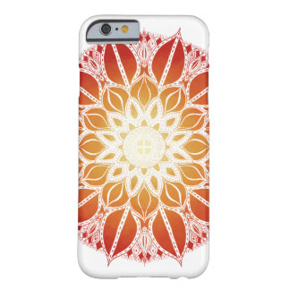 Sunset Mandala Mobile Device Case