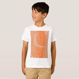 Sunset Marble Moon T-Shirt