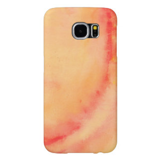Sunset Marbled Samsung Galaxy S6 Cases