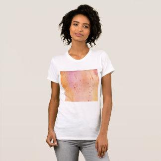 Sunset Marbled Splat T-Shirt