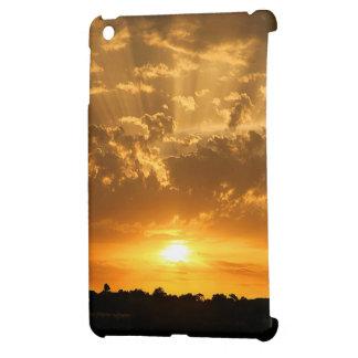 Sunset mini ipad case