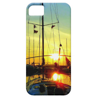 Sunset mobile case. iPhone 5 cover