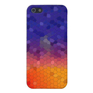 Sunset Mosiac iPhone 5/5S Cover