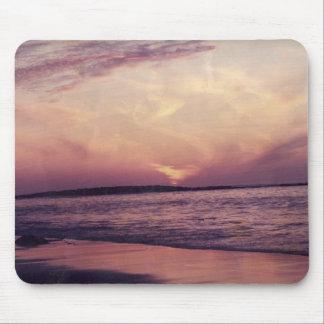 Sunset mouse mat