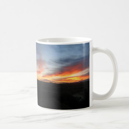 Sunset Mug by IreneDesign2011