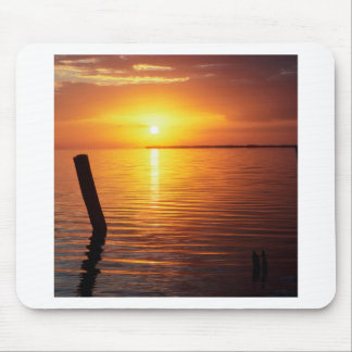 Sunset Mystic Everglades Mouse Pad