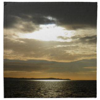 Sunset Napkin