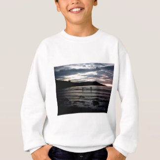 Sunset,Narin Strand, County Donegal,Ireland Sweatshirt