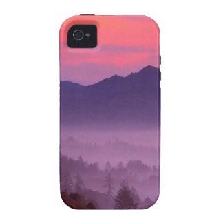 Sunset Nehalem River Valley iPhone 4 Covers