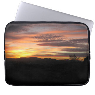 Sunset Neoprene Laptop Sleeve 13""