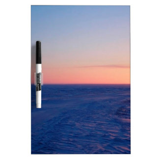 Sunset Northern Plateau Dry-Erase Board