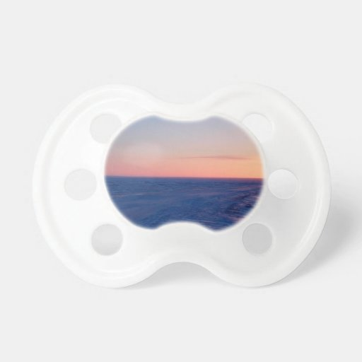 Sunset Northern Plateau Pacifiers