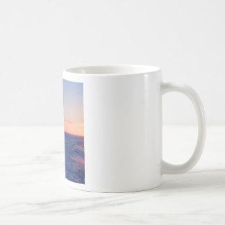 Sunset Northern Plateau Coffee Mugs
