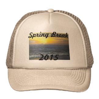 """SUNSET OCEAN SPRING BREAK 2015 HAT"" CAP"
