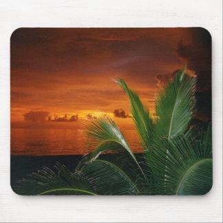 Sunset on Anna Maria Island Mouse Mat