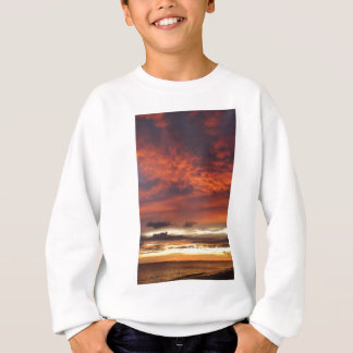 Sunset on Fort Myers Beach Sweatshirt