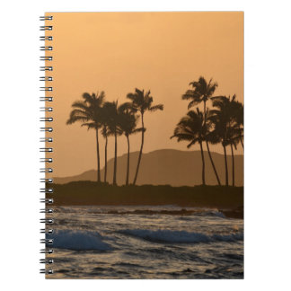 Sunset on Kauai Notebook