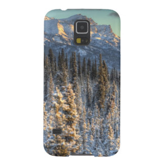 Sunset on Mount Fellows Cases For Galaxy S5