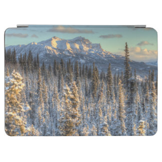 Sunset on Mount Fellows iPad Air Cover