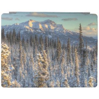 Sunset on Mount Fellows iPad Cover