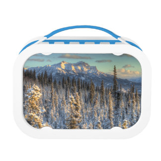 Sunset on Mount Fellows Lunch Box
