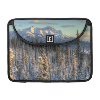 Sunset on Mount Fellows Sleeve For MacBook Pro