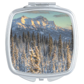Sunset on Mount Fellows Vanity Mirror