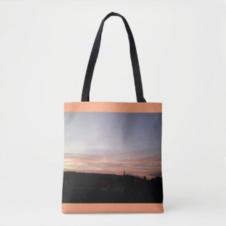 Sunset on Ranmore Photo 722 Tote Bag
