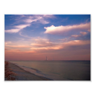 Sunset on Sanibel Island Photo Print