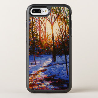 Sunset on snow 2010 OtterBox symmetry iPhone 8 plus/7 plus case