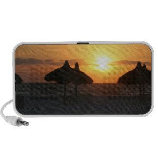 Sunset on the Beach PC Speakers