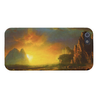 Sunset on the California Coast iPhone 5 Case