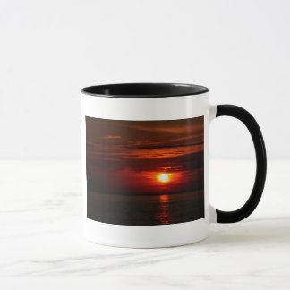 Sunset on the Lake Mug