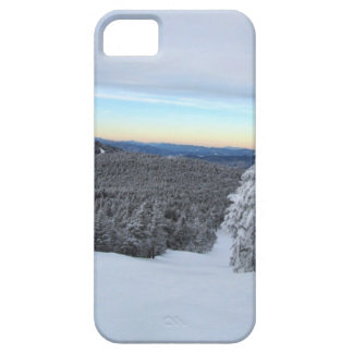 Sunset on the Mountain iPhone 5 Covers