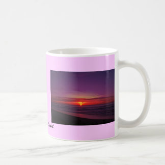 Sunset on the Oregon Coast Coffee Mug