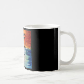 Sunset Orange Mug