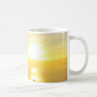 Sunset over Africa Coffee Mug
