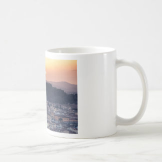 Sunset over Florence, Italy Coffee Mugs