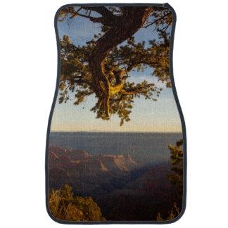 Sunset over Grand Canyon Car Mat