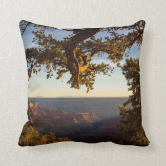 Sunset over Grand Canyon Cushion