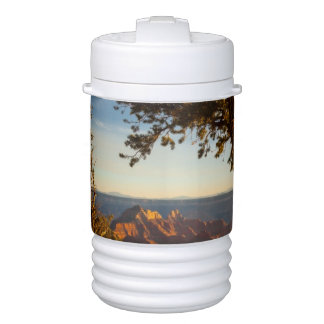 Sunset over Grand Canyon Drinks Cooler