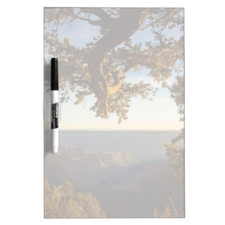 Sunset over Grand Canyon Dry Erase Board