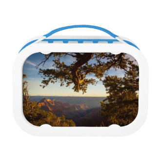Sunset over Grand Canyon Lunch Box