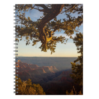 Sunset over Grand Canyon Notebook