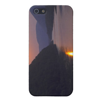 Sunset over Hyner Pennsylvania iPhone 5 Covers