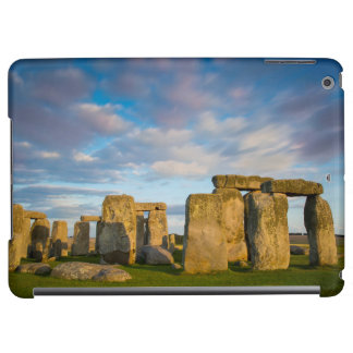 Sunset over Stonehenge, Wiltshire, England