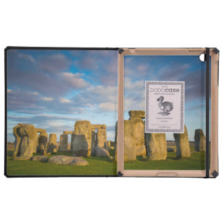 Sunset over Stonehenge, Wiltshire, England Cases For iPad